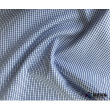 Europe style for for Cotton Jacquard Yarn Dyed Fabric Plain Check 100% Cotton Shirt Fabric supply to Saint Vincent and the Grenadines Manufacturers
