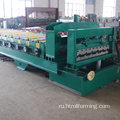 Top quality galzed tile 10 mm steel sheet roll forming machine