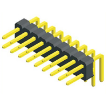 2.00mm Pin Header Dual Row Angle Type