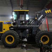Earth Moving Wheel Loader XCMG