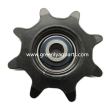 AXE62424 Idler Sprocket for John Deere cornhead
