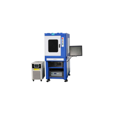 Closed Type 20w30w50w Fiber Laser Marking Machine