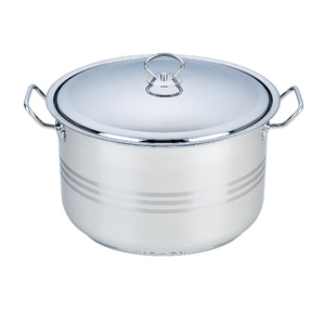 Purchasing for Stock Pot Stainless Steel Stock Pot with Liner Handle supply to Russian Federation Factories