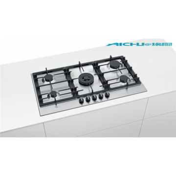 Bosch Lpg Stainless Steel Cast Iron GasStove