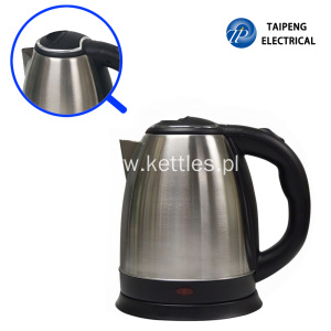 Top for Cordless Electric Tea Kettle Istant stainless steel kettle supply to Mongolia Manufacturers