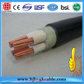 35KV and below Halogen Free Low Smoke Fire Retardant Cable