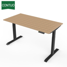 Customized for Height Adjustable Desk Motorized Electric Height Adjustable Table Frame supply to Wallis And Futuna Islands Factory