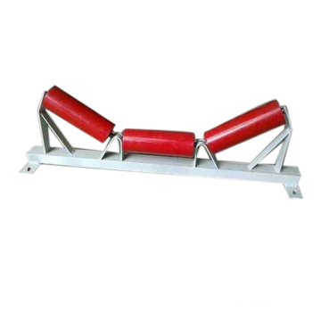 Top for China Carrying Rollers,Conveyor Carry Roller,Carrying Impact Roller Manufacturer Grooved Steel Conveyor Rollers export to Nigeria Supplier