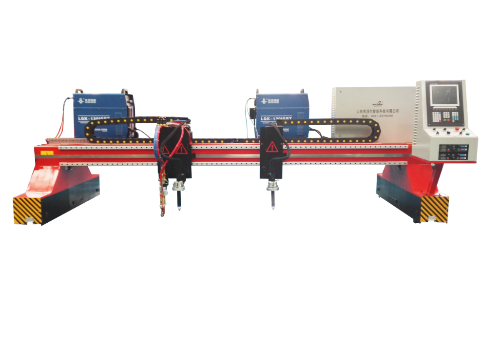 Gantry Double Plasma Cutting Machine