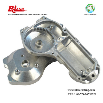 Aluminum Die Casting  Motor Side Housing