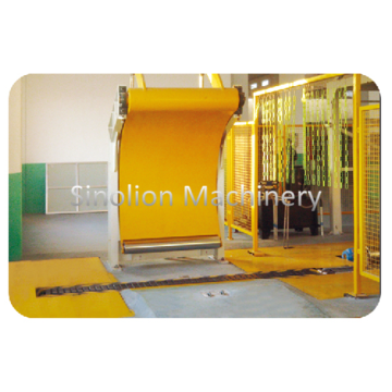 Cheap for China Paper Roll Kicker,Conveyor Machine Kicker,Paper Roll Conveyor Kicker Manufacturer Electric Driven Paper Roll Conveyor Machine supply to Uganda Supplier