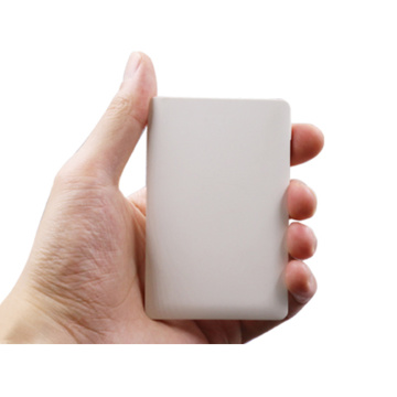 2018 New Product Wireless Small Card Power Bank
