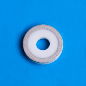 High Purity Aluminum Oxide Metallized Ceramic Washer