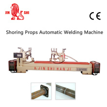 factory low price Used for Steel Prop Welding Machine JINSHI Shoring Props Welding Machine export to Equatorial Guinea Supplier