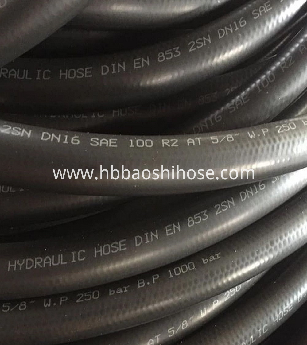 Coal Stand Hose Assembly