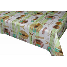 Pvc Printed fitted table covers Edmonton