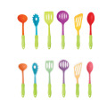 Colorful Silicone Utensils set