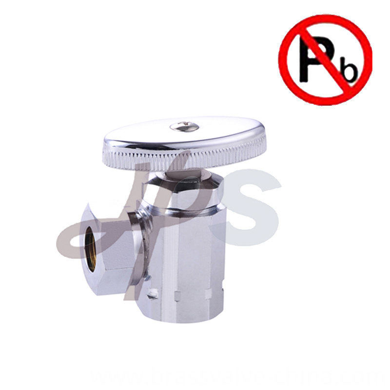 Manual Toilet Brass Angle Valve Fipxod Hsv03