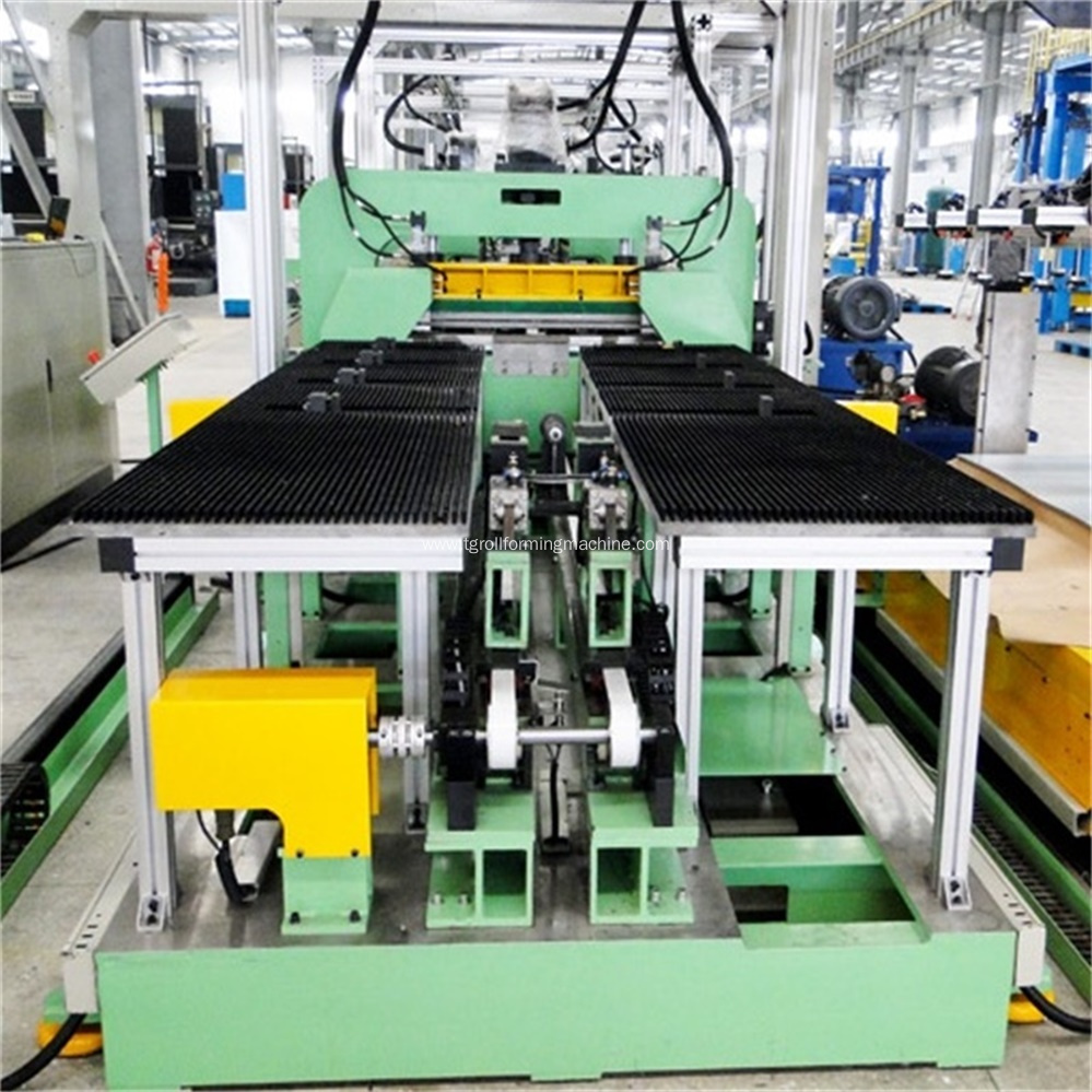 Refrigeration Back Panels Making Machine Production Line