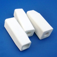 Best Quality for China Alumina Ceramic Thermocouple Tube, Dry Pressing Alumina Ceramic Tube, Alumina Ceramic/ Tube/ Sleeve/ Pipe/ Busing Supplier Square alumina ceramic tube supply to India Supplier