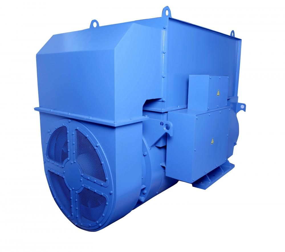 Blue Color 1500rpm IP55 Generator