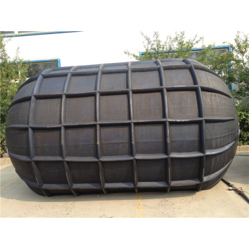 Customized Ribbed Rubber Boat Fender