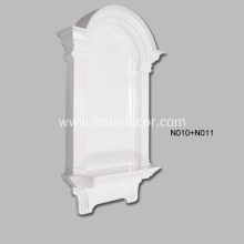 OEM for Wall Niches PU Modern Wall Niche supply to Germany Exporter