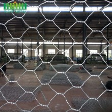 Galvanized Hexagonal Net Iron Wire Mesh Chicken Fence