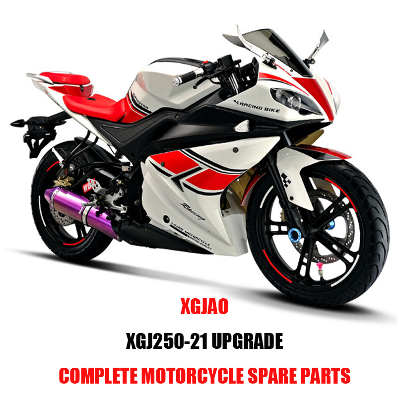XGJAO XGJ250-21 UPGRADE Complete Scooter Spare Parts Original Spare Parts