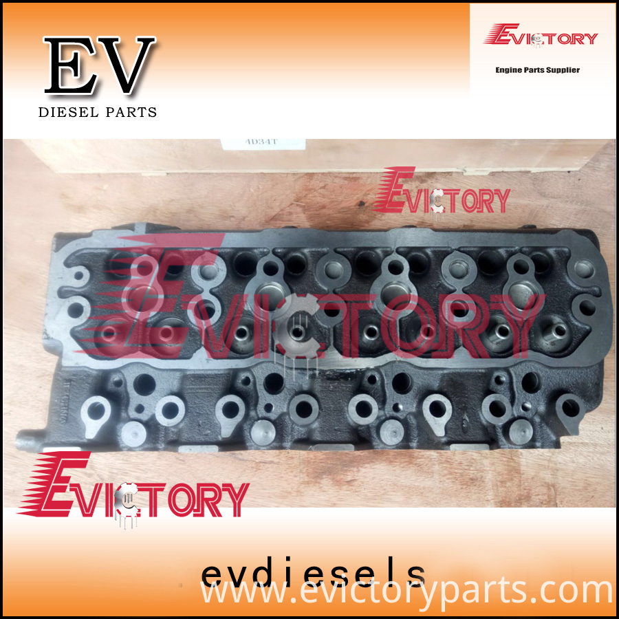 4D34T cylinder head-1