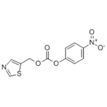 ((5-Thiazolyl)methyl)-(4-nitrophenyl)carbonate CAS 144163-97-3