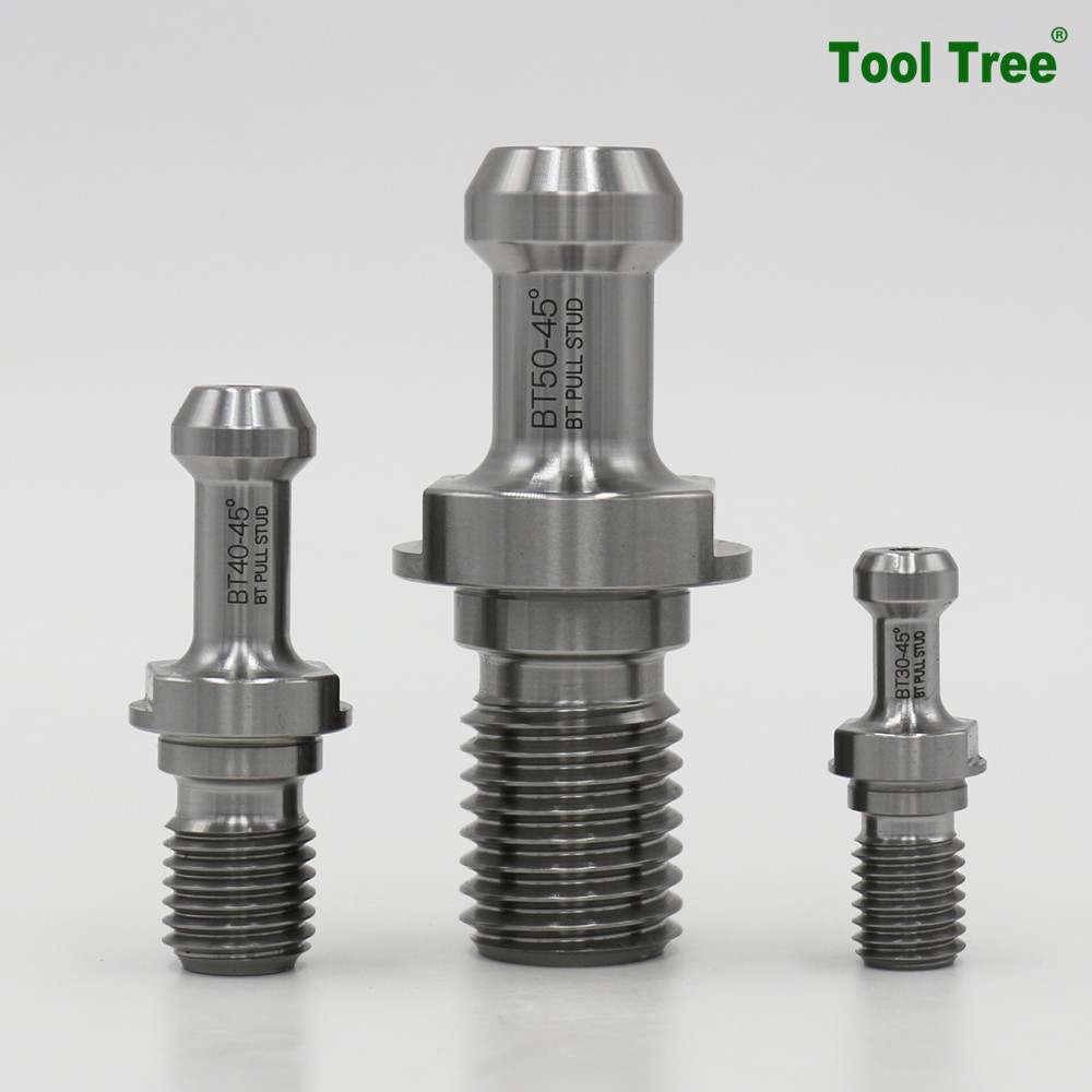 High Precision BT-30 45Degree Pull Studs
