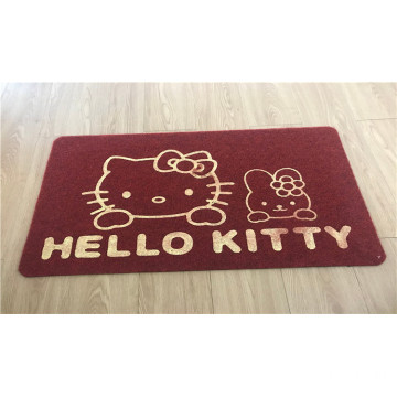 Factory wholesale PVC backing floor entrance mat