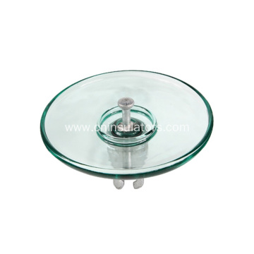 Standard Type Glass Disc Insulator