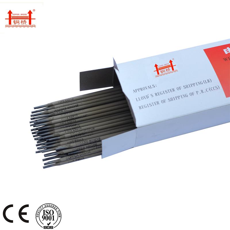 AWS E7018 Stick Electrode Welding Rod 3/32 China Manufacturer