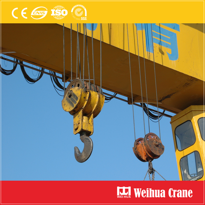 Single Girder Gantry Crane Weihua