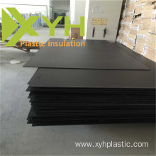 Black ESD Phenolic Sheet