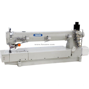 Long Arm Direct Drive Interlock Sewing Machine
