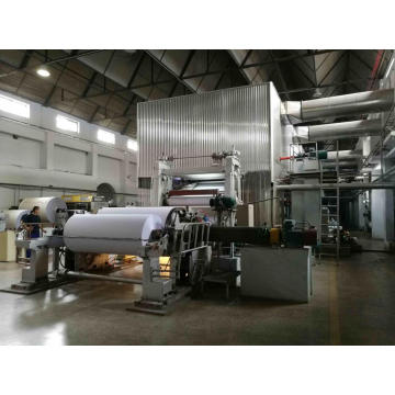 After Sales Service Provided Toilet Tissue Paper Machine