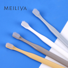 Japanese toothbrush Plain coloured toothbrush