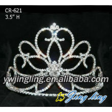 Custom Wholesale Crystal Pageant Crowns