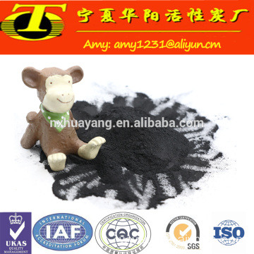 Specification of coconut shell wood based active carbon powder