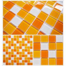Simple Crystal Glass Mosaic