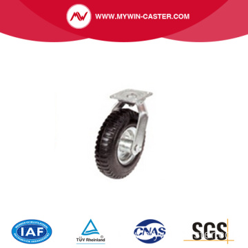 Heavy Duty PU Industrial Caster Or Castor Wheels