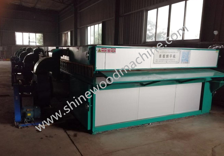 Roller Dryer Machine