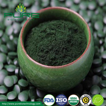 USDA Certified Organic Green&Blue spirulina powder