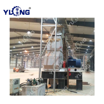 75Kw Straw Hammer Mill
