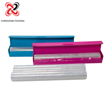 Top Ferkeapje Pe Food Cling Film