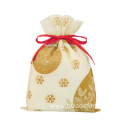 Japan Style Nov-woven Christmas Gift Wrapping Bags