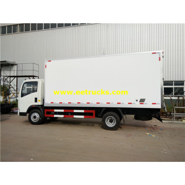 1.5 Ton 116hp Refrigerated Box Vehicles